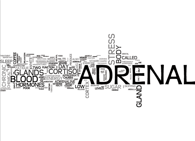 adrenal dysfunction